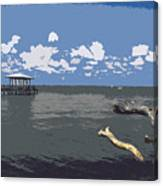 Indian River Lagoon Canvas Print