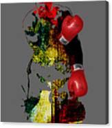 Muhammad Ali Collection Canvas Print