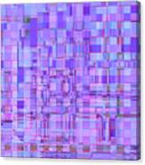 1704 Abstract Thought Canvas Print