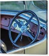 1743.032 1930 Mg Steering Canvas Print