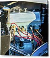 1743.034 1930 Mg Engine Canvas Print