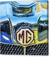 1743.039 1930 Mg Logo Canvas Print
