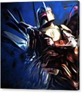 2 Star Wars Art Canvas Print