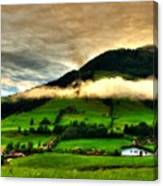 Cool Landscape Canvas Print