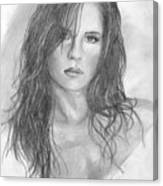 Kelly Canvas Print