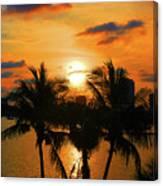 18- Sunrise Surprise Canvas Print
