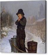 1867 Henry Bacon Canvas Print