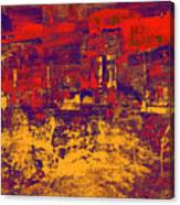 1872 Abstract Thought Canvas Print