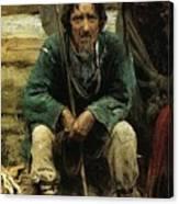 1876 Vasily Polenov Canvas Print