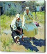 1893 Sergey Vinogradov Canvas Print
