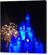 Cinderella Castle Canvas Print