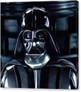 Star Wars Galaxies Poster Canvas Print