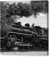 1905 Steam Engine Canvas Print