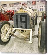 1908 Mercedes Race Car Canvas Print