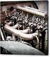 1910 Benz 22-80 Prinz Heinrich Renn Wagen Engine -1702ac Canvas Print