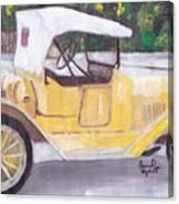 1915 Chevy Canvas Print