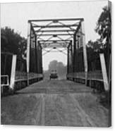 1915 Hudson Road Bridge Canvas Print