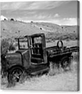 1920's International Truck Canvas Print
