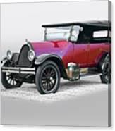 1922 Franklin Open Touring Sedan Canvas Print