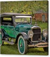 1923 Studebaker Big Six Touring Car Canvas Print