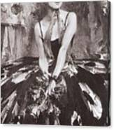 1925 Nikolay Feshin Canvas Print