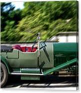1926 Bentley Automobile Canvas Print