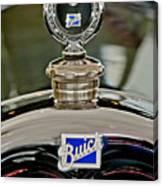 1926 Buick Boyce Motometer Canvas Print