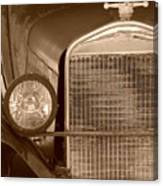 1926 Model T Canvas Print