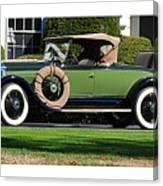 1928 -1931 Roadster Canvas Print