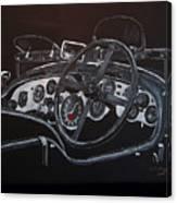 1928 Bentley Dash Canvas Print