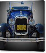 1929 Model A Ford Convertible Canvas Print