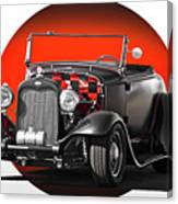 1930 Ford 'red Ball Express' II Canvas Print
