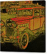 1930 Hudson Canvas Print