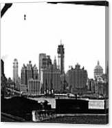 1930 Midtown Manhattan Canvas Print