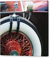 1930 Rolls Royce Canvas Print