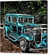 1931 Chevy Hot Rod  Canvas Print