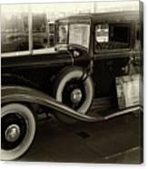 1931 Chrysler  Canvas Print