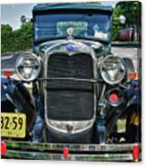 1931 Ford 7374 Canvas Print