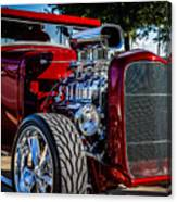 1931 Ford Coupe 2 Canvas Print