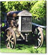 1931 Fordson Tractor Canvas Print