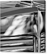 1931 Marmon Sixteen Coupe Hood Ornament 4 Canvas Print