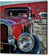 1931 Pierce Arow 3473 Canvas Print