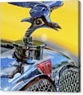 1932 Alvis Hood Ornament Canvas Print