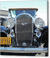 1932 Buick Automobile Canvas Print