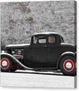1932 Ford Coupe Canvas Print