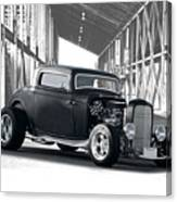 1932 Ford 'deuce' Coupe I Canvas Print