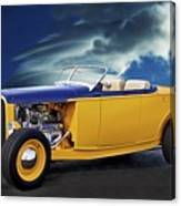 1932 Ford Roadster L Canvas Print