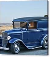 1932 Ford Sedan Delivery II Canvas Print