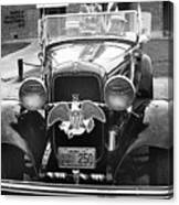 1932 Ford V8 July 4th Parade Tucson Arizona 1986 Canvas Print