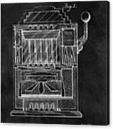 1932 Slots Patent Canvas Print